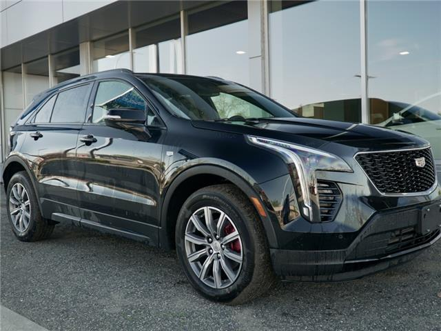 2021 Cadillac XT4 Sport (Stk: M166) in Thunder Bay - Image 1 of 19