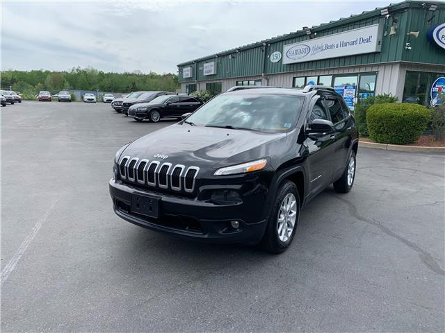 2016 Jeep Cherokee North (Stk: 11084) in Lower Sackville - Image 1 of 14