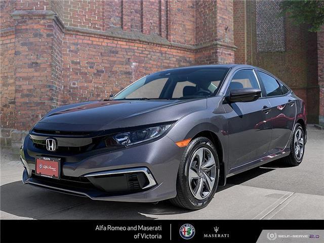 2019 Honda Civic LX (Stk: 905540) in Victoria - Image 1 of 25