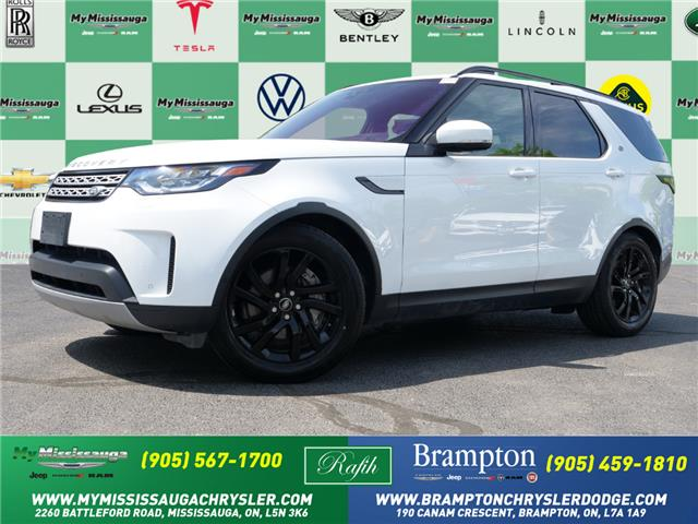 2019 Land Rover Discovery HSE (Stk: 1518) in Mississauga - Image 1 of 30