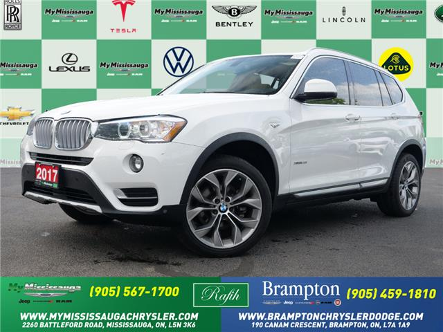2017 BMW X3 xDrive28i (Stk: 1523) in Mississauga - Image 1 of 26