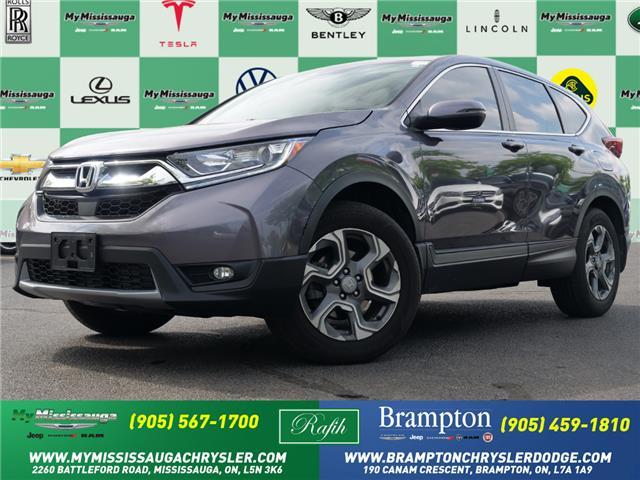 2017 Honda CR-V EX-L (Stk: 1371A) in Mississauga - Image 1 of 24