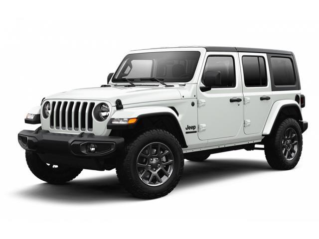 2021 Jeep Wrangler Unlimited Sahara (Stk: ) in Québec - Image 1 of 1