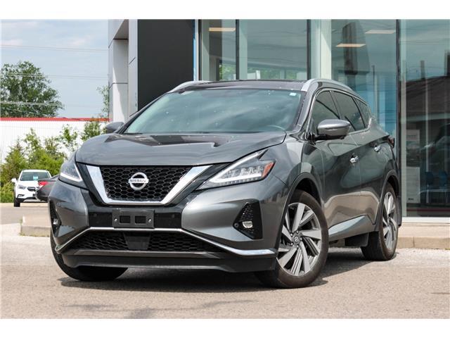 2019 Nissan Murano Platinum (Stk: 115141) in Sarnia - Image 1 of 30