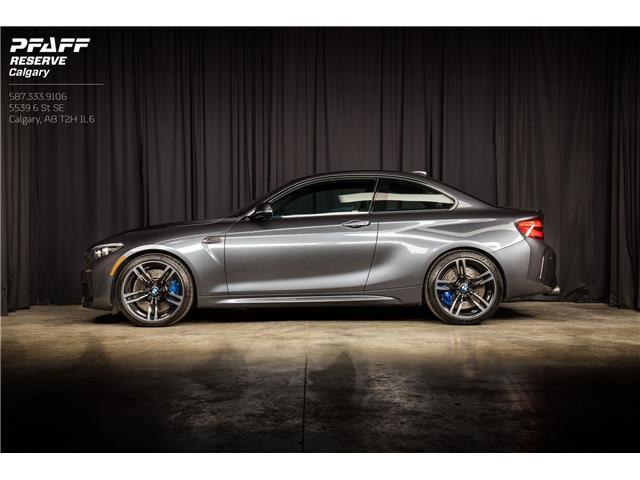 2018 BMW M2 Base (Stk: CC033) in Calgary - Image 1 of 21