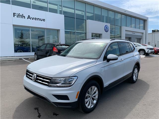 2019 Volkswagen Tiguan Trendline (Stk: 21051A) in Calgary - Image 1 of 16
