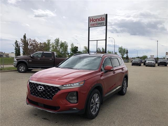 2020 Hyundai Santa Fe  (Stk: H15-1586A) in Grande Prairie - Image 1 of 23