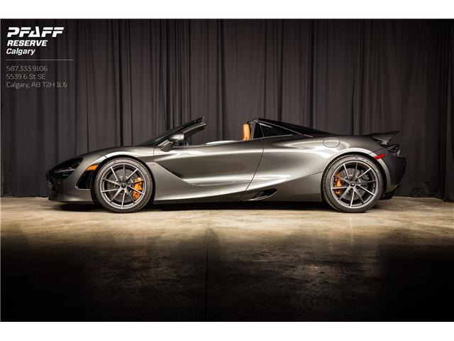 2020 McLaren 720S Spider Luxury (Stk: MV0329) in Calgary - Image 1 of 25