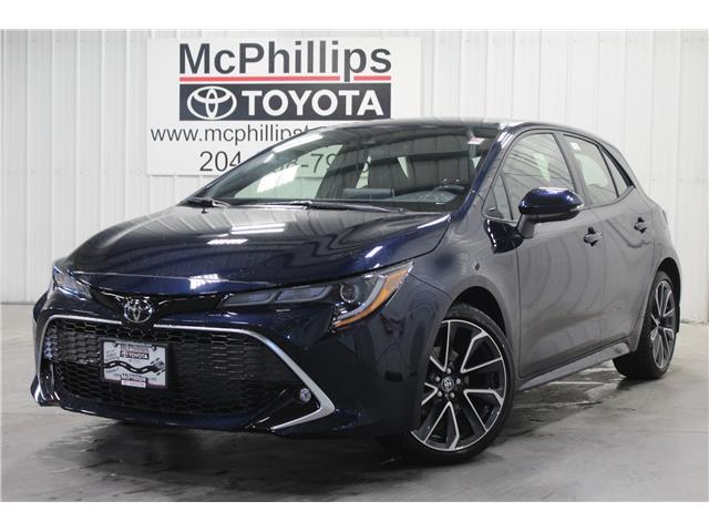 2021 Toyota Corolla Hatchback Base (Stk: 3136336) in Winnipeg - Image 1 of 20