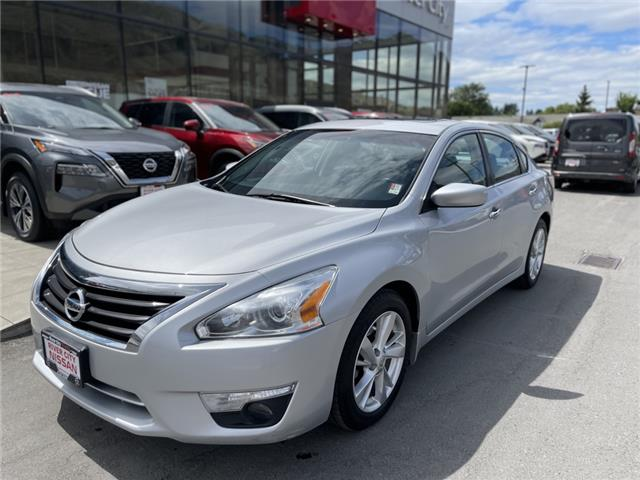 2015 Nissan Altima 2.5 SV (Stk: T21049A) in Kamloops - Image 1 of 22