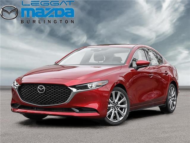 2021 Mazda Mazda3 GT w/Turbo (Stk: 219539) in Burlington - Image 1 of 23
