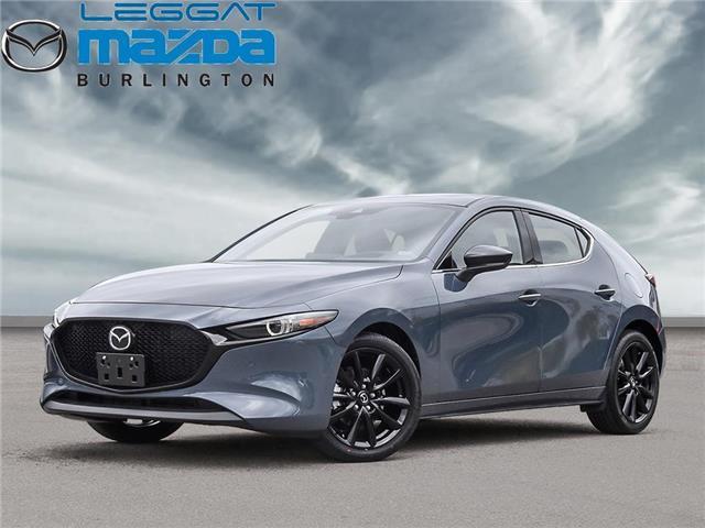 2021 Mazda Mazda3 Sport GT w/Turbo (Stk: 211086) in Burlington - Image 1 of 11