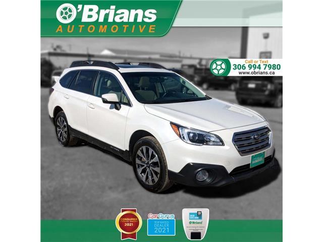 2017 Subaru Outback 2.5i Limited (Stk: 14517A) in Saskatoon - Image 1 of 26
