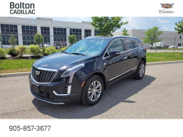 2021 Cadillac XT5 Premium Luxury (Stk: 143330) in Bolton - Image 1 of 13