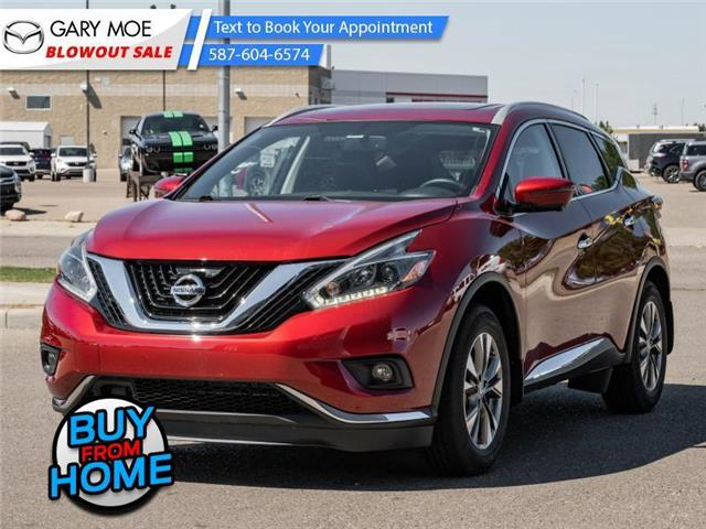 2018 Nissan Murano AWD SL (Stk: 21-0315A) in Lethbridge - Image 1 of 30