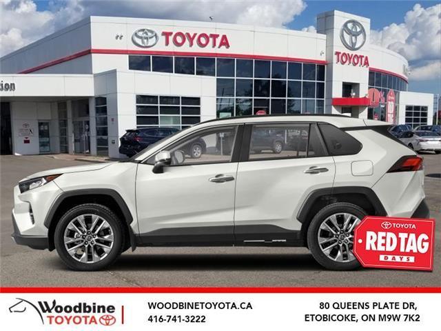 2021 Toyota RAV4 Limited (Stk: 21-516) in Etobicoke - Image 1 of 1