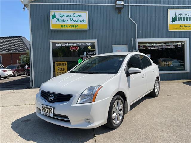 2012 Nissan Sentra 2.0 S (Stk: 34892) in Belmont - Image 1 of 20