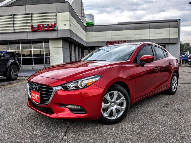 2017 Mazda Mazda3 GX (Stk: KSPO2250A) in Chatham - Image 1 of 24