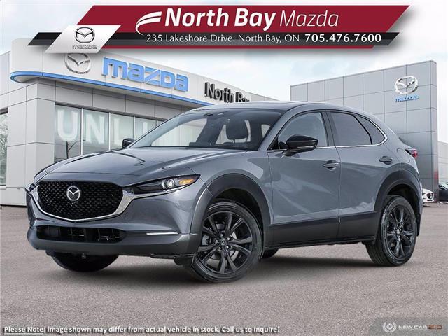 2021 Mazda CX-30 GT w/Turbo (Stk: 21200) in North Bay - Image 1 of 22
