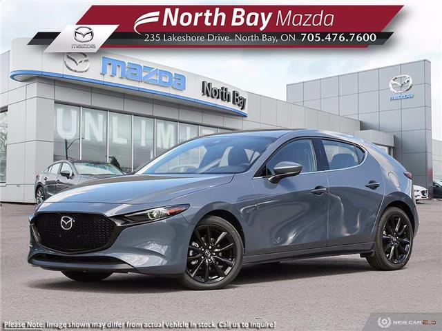 2021 Mazda Mazda3 Sport GT (Stk: 21201) in North Bay - Image 1 of 23