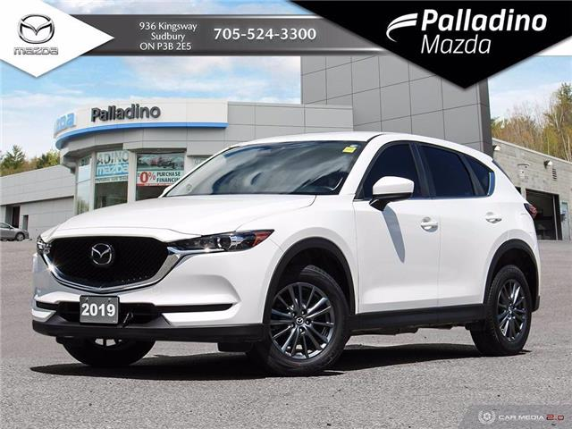 2019 Mazda CX-5 GS (Stk: 8062A) in Greater Sudbury - Image 1 of 28