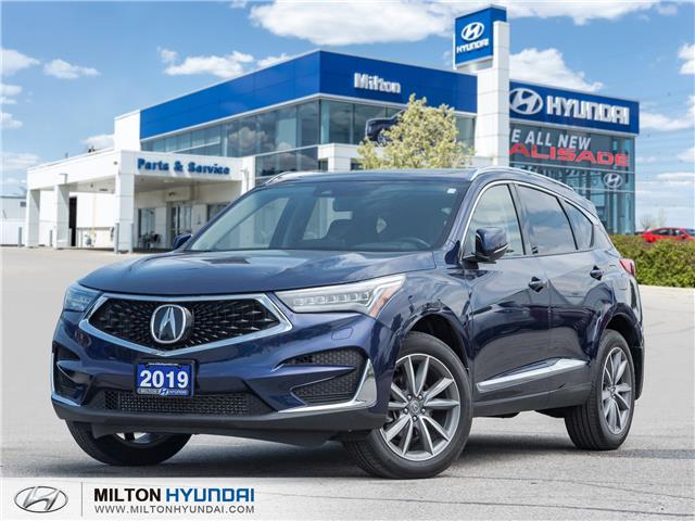 2019 Acura RDX Elite (Stk: 801448) in Milton - Image 1 of 25