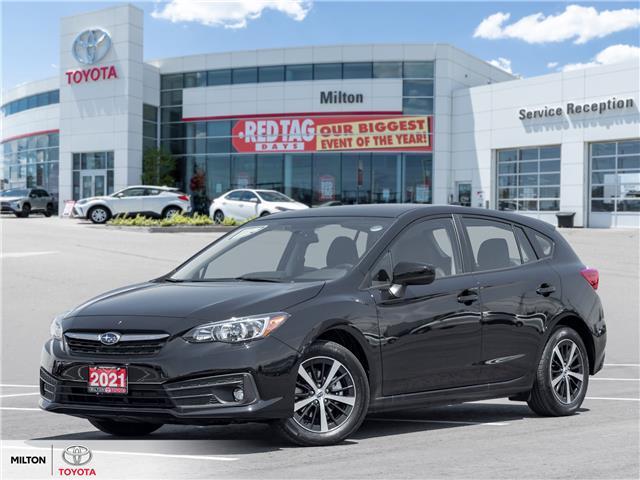2021 Subaru Impreza Touring (Stk: 708846) in Milton - Image 1 of 21