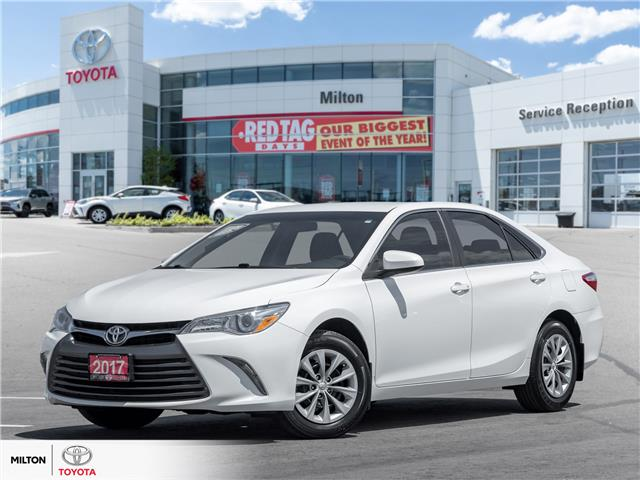 2017 Toyota Camry LE (Stk: 445308) in Milton - Image 1 of 20