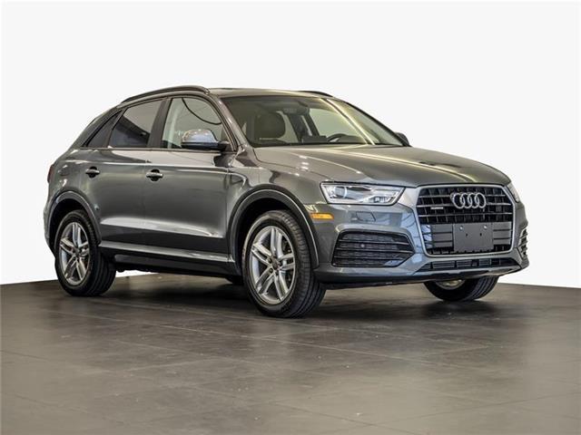 2018 Audi Q3 2.0T Komfort (Stk: 53947A) in Ottawa - Image 1 of 21