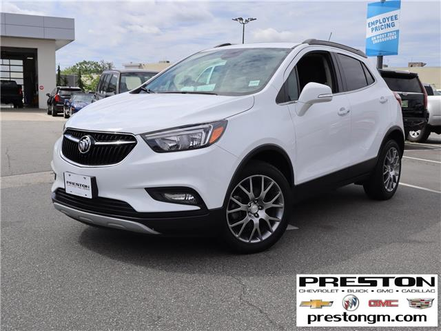 2017 Buick Encore Sport Touring (Stk: X32541) in Langley City - Image 1 of 29