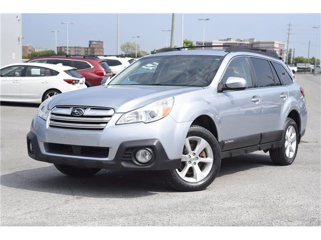 2014 Subaru Outback 3.6R Limited Package (Stk: 18-SM496A) in Ottawa - Image 1 of 25
