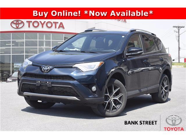2018 Toyota RAV4 SE (Stk: 19-L28974) in Ottawa - Image 1 of 26