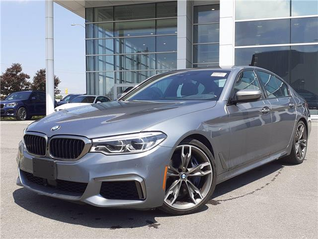 2018 BMW M550i xDrive (Stk: P9887) in Gloucester - Image 1 of 28