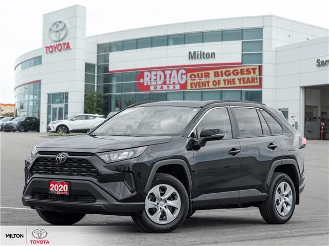 2020 Toyota RAV4 LE (Stk: 107461) in Milton - Image 1 of 20