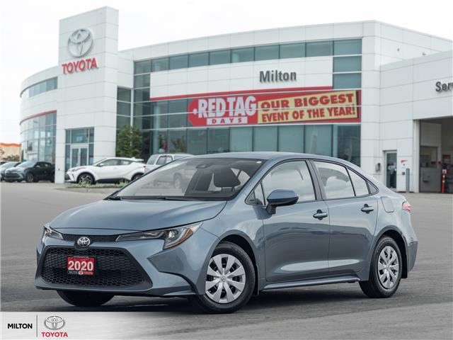 2020 Toyota Corolla L (Stk: 077786) in Milton - Image 1 of 19