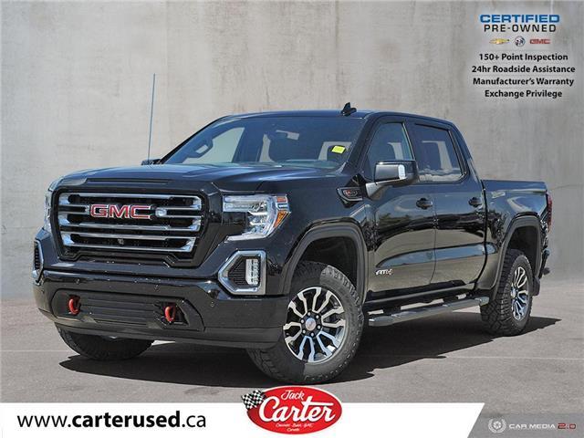 2020 GMC Sierra 1500 AT4 (Stk: 81680U) in Calgary - Image 1 of 29