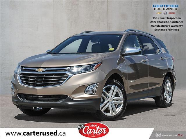 2018 Chevrolet Equinox Premier (Stk: 75848U) in Calgary - Image 1 of 27
