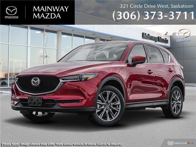 2021 Mazda CX-5 Signature (Stk: M21353) in Saskatoon - Image 1 of 23