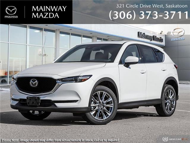 2021 Mazda CX-5 Signature (Stk: M21358) in Saskatoon - Image 1 of 23