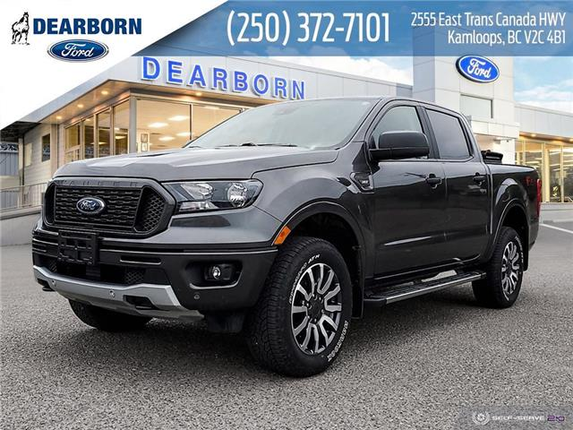2019 Ford Ranger Lariat (Stk: NM123A) in Kamloops - Image 1 of 26
