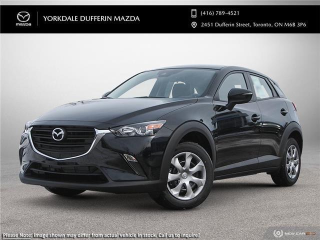 2021 Mazda CX-3 GX (Stk: 211048) in Toronto - Image 1 of 22
