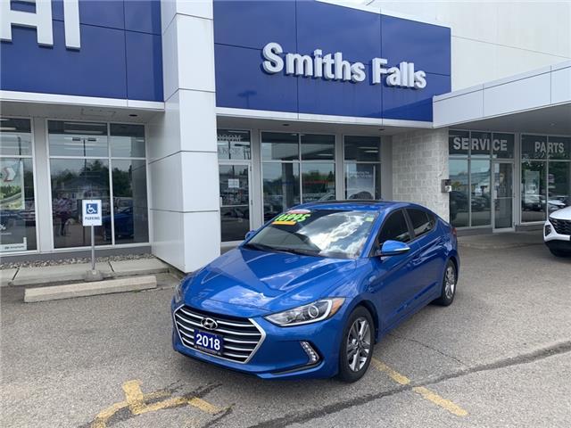 2018 Hyundai Elantra GL SE (Stk: 103711) in Smiths Falls - Image 1 of 9