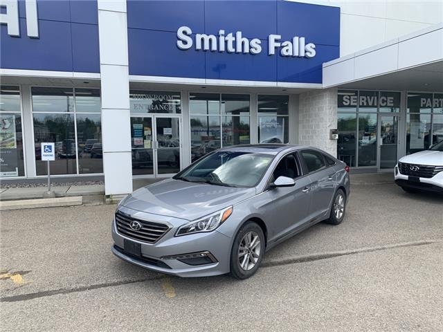 2017 Hyundai Sonata GLS (Stk: 102811) in Smiths Falls - Image 1 of 9