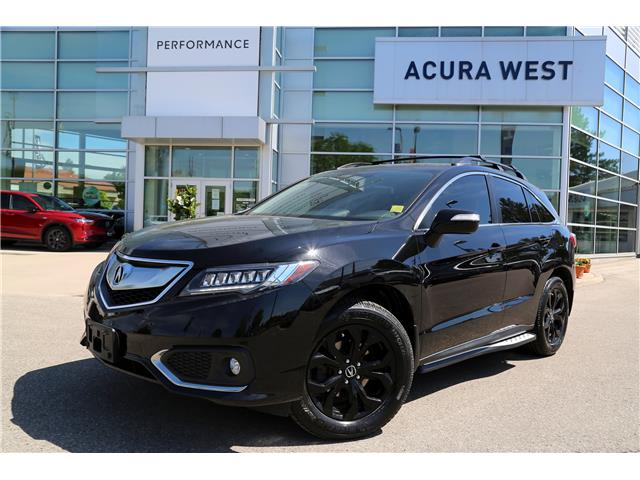 2017 Acura RDX Elite (Stk: 7435A) in London - Image 1 of 28