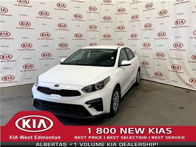 2021 Kia Forte LX (Stk: 23069) in Edmonton - Image 1 of 1