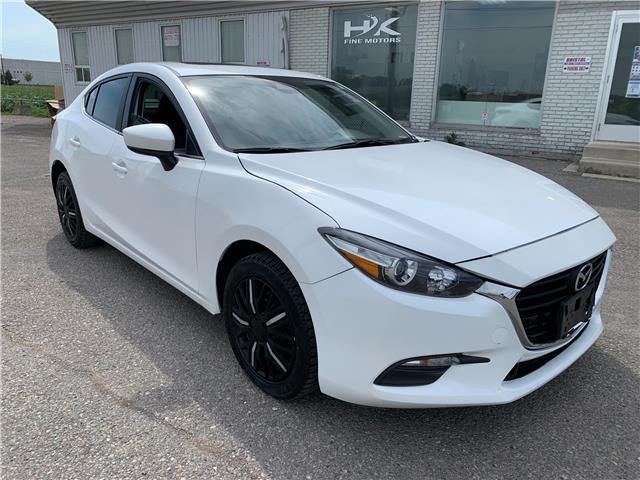 2018 Mazda Mazda3 GS (Stk: ) in Pickering - Image 1 of 13