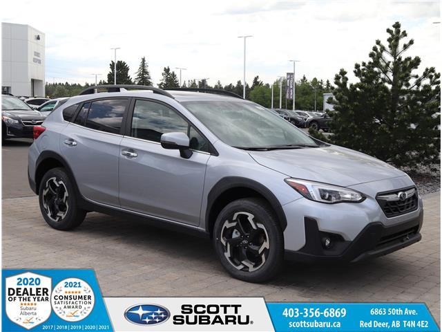 2021 Subaru Crosstrek Limited (Stk: 314450) in Red Deer - Image 1 of 33