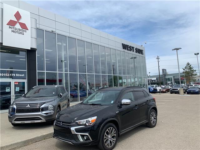2018 Mitsubishi RVR GT (Stk: BM4135) in Edmonton - Image 1 of 25