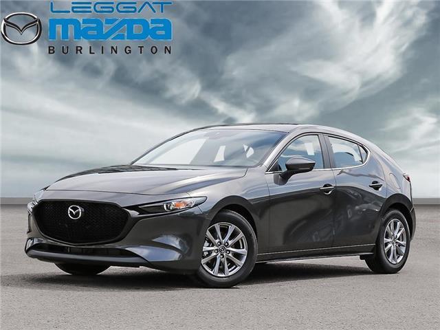 2021 Mazda Mazda3 Sport GX (Stk: 210312) in Burlington - Image 1 of 23