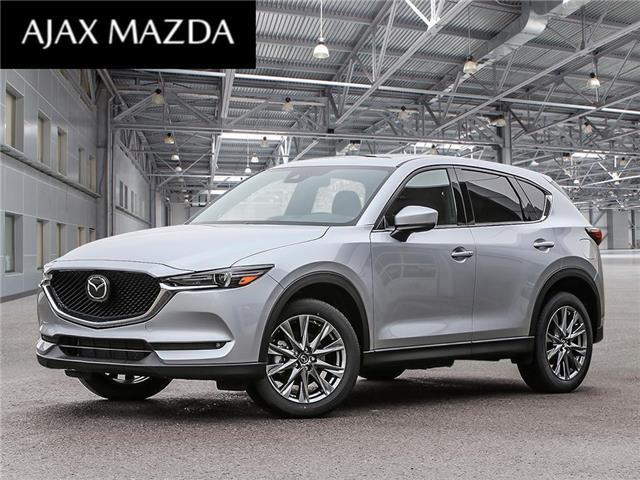 2021 Mazda CX-5 Signature (Stk: 21-1582) in Ajax - Image 1 of 23